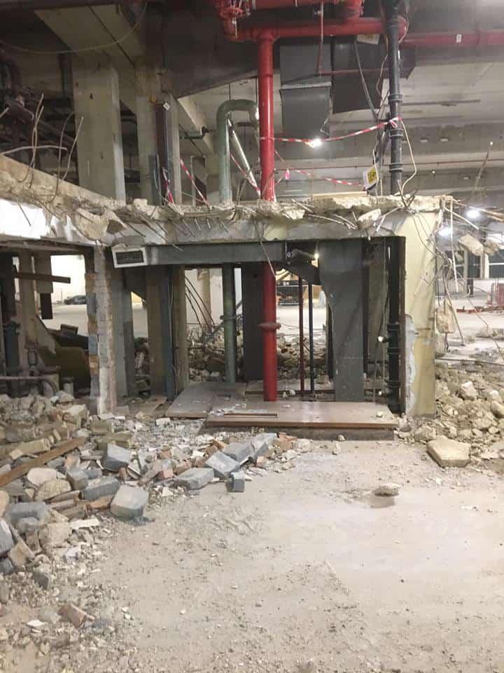 Demolition Interior
