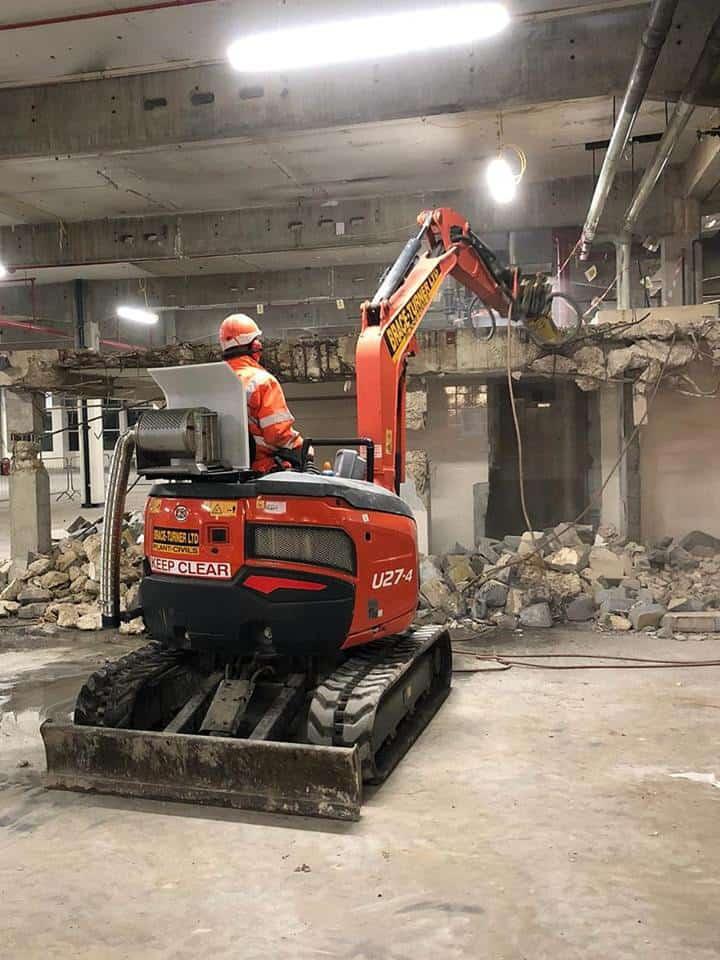 Brace Turner Demolition