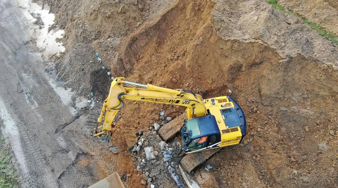 Brace Turner Excavation